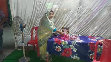 ज्योतिष्ना कटियार – श्री रजनीश द्विवेदी की पूज्य माता की त्रयोदशी कार्यक्रम में श्रद्धा सुमन अर्पित