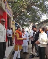 सुल्तानपुर गढ़ैया में जलभराव की समस्या से स्थानीय जनता को जल्द मिलेगी निजात