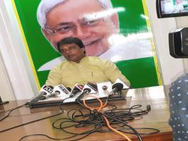 युवा जदयू दिल्ली – नए मतदाताओं को वोटर लिस्ट से जोडें राज्य प्रदेश अध्यक्ष : संजय कुमार