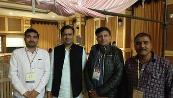 राजीव द्विवेदी - कांग्रेसी कार्यकर्ताओं के लिए रायपुर, छत्तीसगढ़ में प्रशिक्षण शिविर का पंचदिवसीय आयोजन