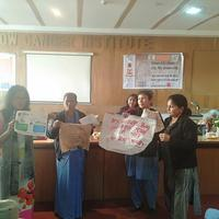 Celebrations of International Women's Day by conducting SAMBHAV program
