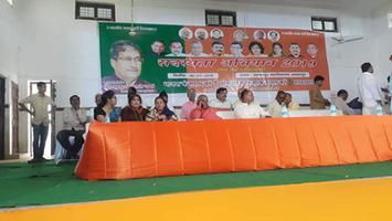 अकबरपुर नगर पंचायत स्थित अकबरपुर महाविद्यालय में सदस्यता समारोह का आयोजन