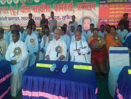 युवा जदयू दिल्ली – मधेपुरा में दलित-महादलित सम्मेलन का विशाल आयोजन