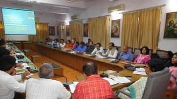 हिंडन नदी - हिंडन निगरानी समिति की द्वितीय बैठक का सपूर्ण कार्यवृत