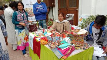 Green Miracles - WOW workshop & Eco creations Stall by  Prithvi Innovations