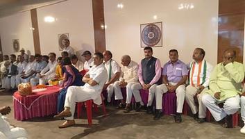राजीव द्विवेदी - गोविंदनगर विधानसभा से कांग्रेस प्रत्याशी करिश्मा ठाकुर के केंद्रीय कार्यालय का उद्घाटन