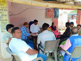 कन्नौज लोकसभा के तारा सलेमपुर ग्राम में नुक्कड़ सभा को संबोधन