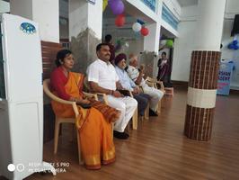 दर्शन एकेडेमी के 25वें वार्षिक उत्सव पर आयोजित कार्यक्रम