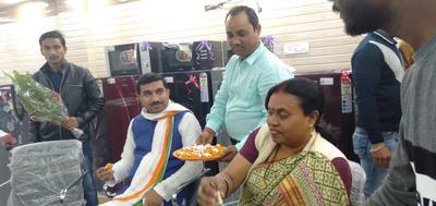 राजीव द्विवेदी – कानपुर देहात का वरिष्ठ उपाध्यक्ष नियुक्त होने पर शुभकामनाएं