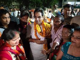 विभिन्न पार्टियों के पदाधिकारियों ने की भारतीय जनता पार्टी की सदस्यता ग्रहण