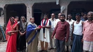 ज्योतिष्ना कटियार – सेक्टर चुनाव अधिकारी ज्योतिष्ना कटियार ने बलिहारा और दस्तमपुर में करवाया भाजपा संगठन चुनावों का पुन: आयोजन
