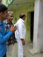 गुज्जैनी वार्ड 55 के अंतर्गत विभिन्न इलाकों में भारतीय जनता पार्टी का डोर टू डोर संपर्क