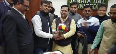 अमल कुमार - जन्मदिन की शुभकामनाओं के लिए सभी वरिष्ठजनों एवं सहयोगियों का कोटि कोटि आभार