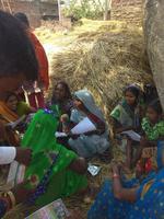 मुंगेरपुर लोकसभा क्षेत्र के अंतर्गत विभिन्न ग्रामों में एनडीए जदयू प्रत्याशी को विजयी बनाने हेतु वोट अपील