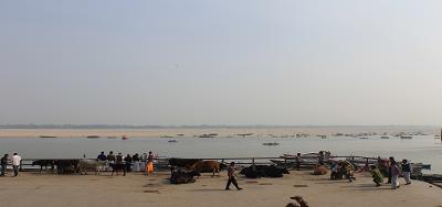 """गंगा नदी और गीता - गंगा कहती है – तुम्हारा """"गंगा-योग"""" होना क्या है?: अध्याय 8 श्लोक 13 (गीता : 8:13)"""