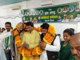 युवा जदयू दिल्ली – झारखंड में नवपरिवर्तन लाने हेतु झारखंड की 81 विधानसभा सीटों पर युवा जदयू लड़ेगी चुनाव
