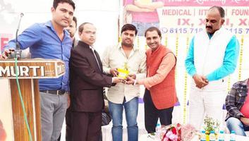 शिवपाल सावरिया - राजाजीपुरम परिक्षेत्र में किया प्राइम एकेडमिक्स इंस्टिट्यूट का शुभारंभ