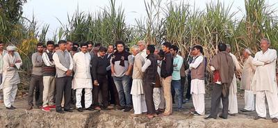 River Discussion organized at the origin of Kali river