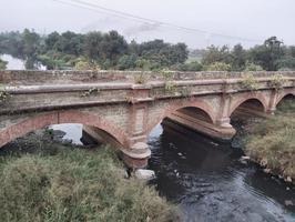 Kali river at Hapur