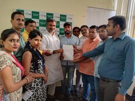 युवा जदयू दिल्ली प्रदेश के अंतर्गत युवा चेहरों को सौंपी गयी नई जिम्मेदारियां