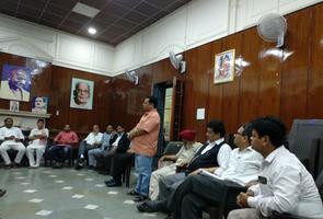 अमल कुमार – क्रांति दिवस के उपलक्ष्य में जदयू राष्ट्रीय सभागार के अंतर्गत विचार गोष्ठी का आयोजन