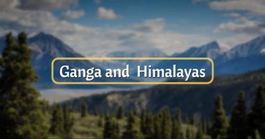 गंगा नदी - पर्वतों की संतुलित अवस्था शिवत्व का परिचायक है (MMITGM : 41 व 42)