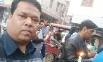अमल कुमार – शहीद जवानों को नमन करते हुए निकाली गयी कैंडल मार्च