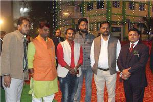 सेंट जोसेफ स्कूल के वार्षिकोत्सव में शामिल हुए भाजपा पार्षद शिवपाल सावरिया