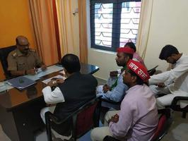 हमीरपुर उपचुनाव - पार्टी को हारते देख अनैतिक हथकंडों पर उतरे भाजपाई नेता