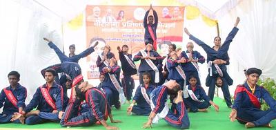 शिवपाल सावरिया - भाजपा युवा मोर्चा द्वारा वीरांगना प्रशिक्षण कार्यक्रम का आयोजन