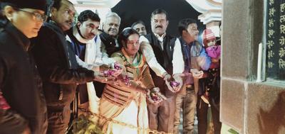 पुलवामा अटैक – शहीदों को कानपुर कांग्रेस की श्रद्धांजलि एवं आतंक का पुरजोर विरोध
