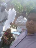 युवा जदयू दिल्ली - मुंगेरपुर लोकसभा एनडीए जदयू प्रत्याशी श्री राजीव रंजन सिंह को विजय बनाने हेतु जनसंपर्क