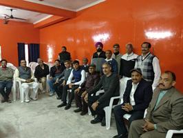 सुभाष युवा मोर्चा – सुभास पार्टी के पंजीकरण के अवसर पर बैठक का आयोजन