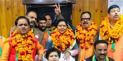 सुधीर कुमार मिश्रा – लखनऊ नगर निगम में कार्यकारिणी सदस्य के रूप में नियुक्त