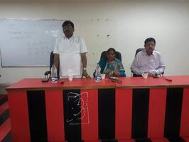 प्रभात इंजीनियरिंग कॉलेज बारा में आयुष्मान योजना के स्थानीय निवासियों को बताए फायदे