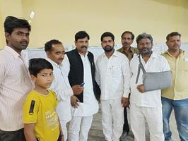 मैनपुरी जिले के अंतर्गत भोगांव विधानसभा के मधुपुरी ग्राम में नुक्कड़ सभा को संबोधन