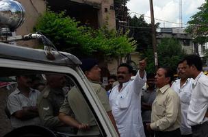 जनता के लिए खोला गया नूर मंजिल से कैंट रोड का मार्ग