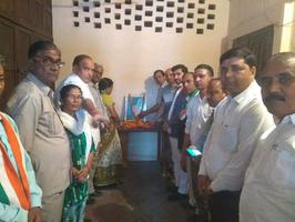 मोतीझील में मौलाना अब्दुल कलाम आजाद जयंती के अवसर पर अर्पित की पुष्पांजलि