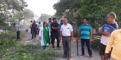 मानसरोवर योजना के अंतर्गत स्वच्छ भारत अभियान