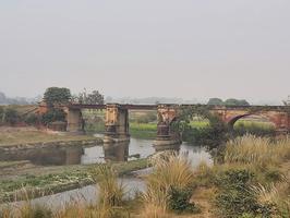 मुगलकालीन और ब्रिटिश काल में निर्मित पुल बताते हैं काली का समृद्ध इतिहास - काली संवरेगी तो संवरेगा अंतवाडा का कल