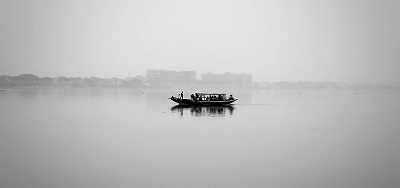 गंगा नदी - तीन-ढलान सिद्धांत के क्रियान्वन हेतु गंगा पुनरोद्धार मंत्री श्री नितिन गडकरी जी को पत्र