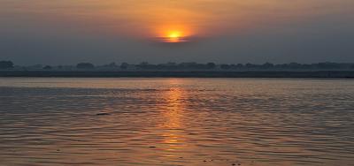 Ganga Nadi - Ganga, as Lord Clive saw it