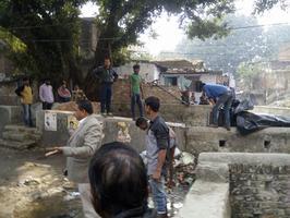पार्षदीय कार्यकाल का प्रारंभ स्वच्छता अभियान के साथ