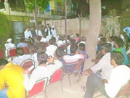 ग्राम बरलाजट्ट, कैराना लोकसभा में नुक्कड़ सभा के जरिये साधा जनसंपर्क