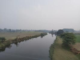 Kali River at Kasganj