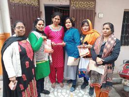 घर घर तक जाकर जनता को दी नागरिकता संशोधन कानून की जानकारी