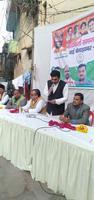 संगठन मजबूती के लिए कल्यानपुर विधानसभा में हुआ कार्यकर्ता समागम सम्मलेन