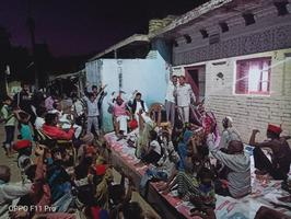 सुमेरपुर ब्लॉक के विभिन्न ग्रामों में (हमीरपुर उपचुनाव) में नुक्कड़ सभा को संबोधन
