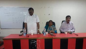 ज्योतिष्ना कटियार - सरकार की आयुष्मान योजना के लिए आमजन को किया जागरूक
