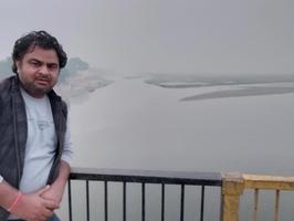 Kali River at Kannauj